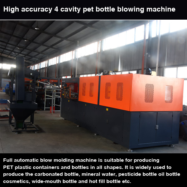 Automatic bottle blowing machine/pet blow machine/bottle machine