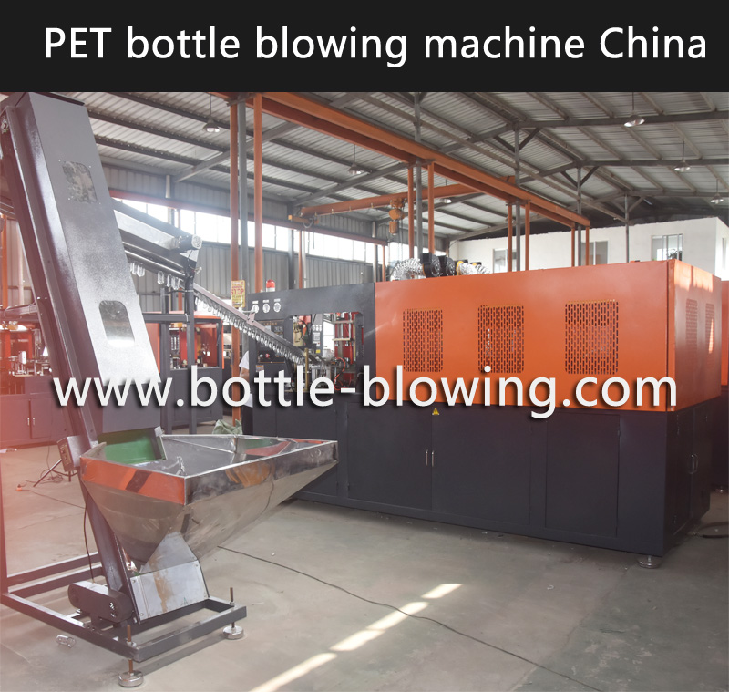 PET bottle blowing machine China